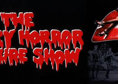 Rocky Horror Picture Show Party and Participation Screening – 40 Years!