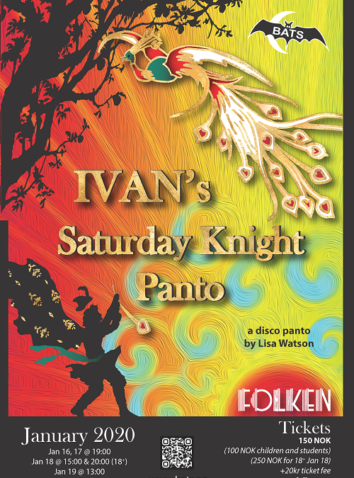 Ivan's Saturday Knight Panto
